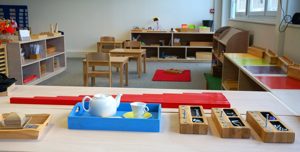 Atelier Montessori Dijon